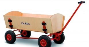Bollerwagen Holz Eckla
