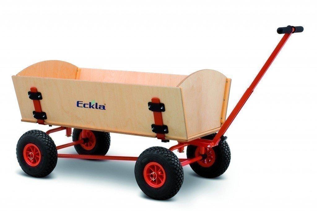 Eckla xxl bollerwagen holz bollerwagen test.eu