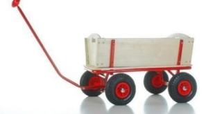 Bollerwagen Holz Bubi