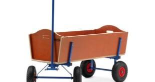 Berg beachwagon bollerwagen holz bollerwagen test.eu