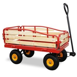 Bollerwagen Leiterwagen Habau