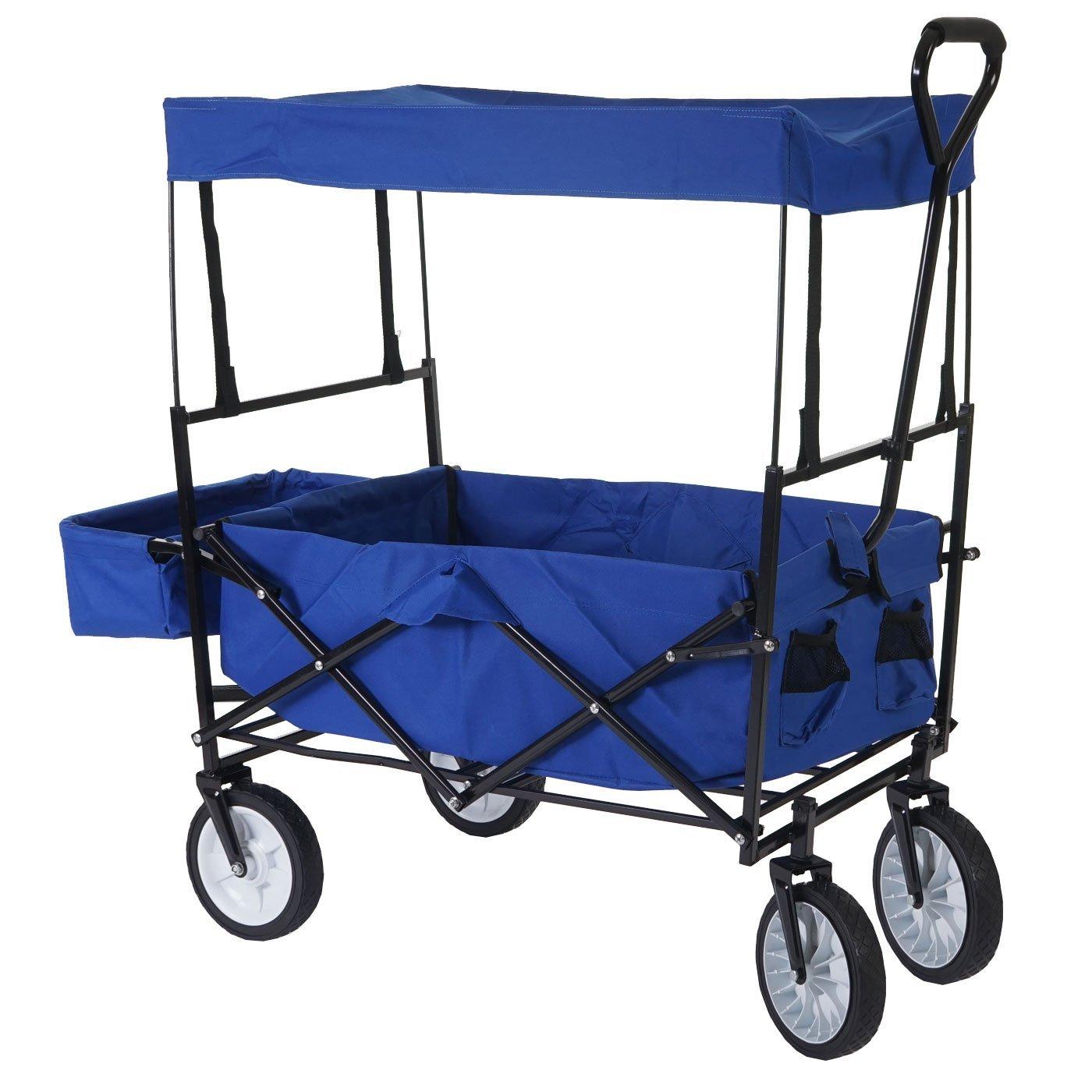 bollerwagen mit dach test bollerwagen. Black Bedroom Furniture Sets. Home Design Ideas